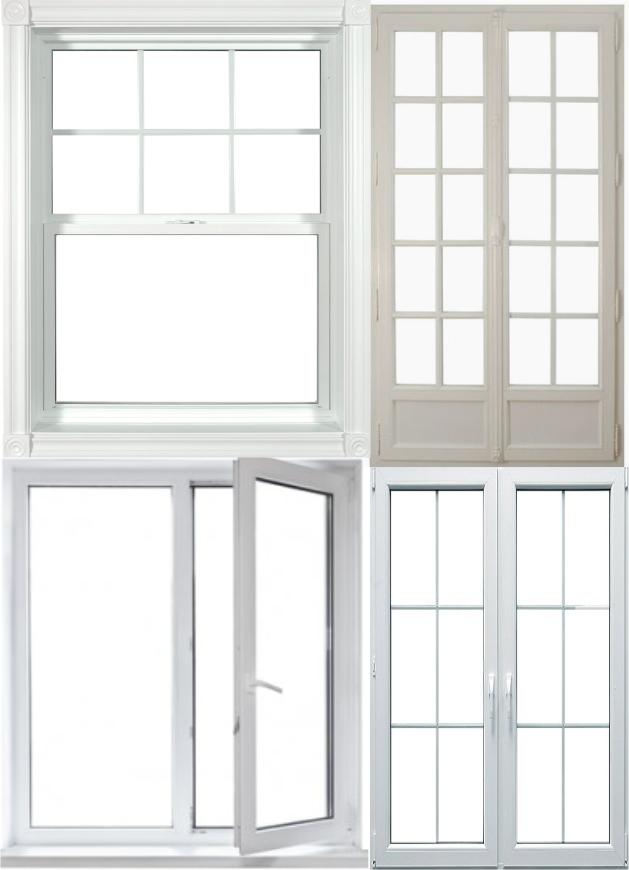 Remplacer une fenêtre par une autre en PVC